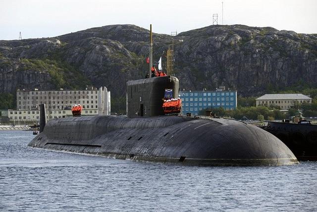 Yury Dolgorukiy cũng là một tàu ngầm mang tên lửa đạn đạo lớp Borei.