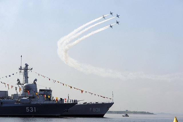 Các tàu chiến thuộc Đề án 20380/20385 là những tàu hộ tống đa năng được phát triển cho Hải quân Nga để tham gia các chiến dịch ven biển.