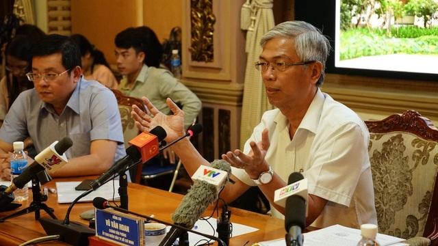 Chánh Văn phòng UBND TPHCM Võ Văn Hoan cho biết Thành phố sẽ tiếp tục thanh tra việc Samco liên danh thành lập nhà máy lắp ráp xe