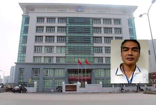Bị can Phạm Văn Thông, nguyên Giám đốc Ban quản lý dự án đường thủy nội địa