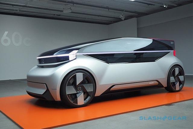 Một chiếc xe thông minh
