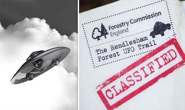 Khu rừng Rendlesham bí ẩn ở nước Anh đang thu hút sự chú ý đặc biệt liên quan đến UFO.