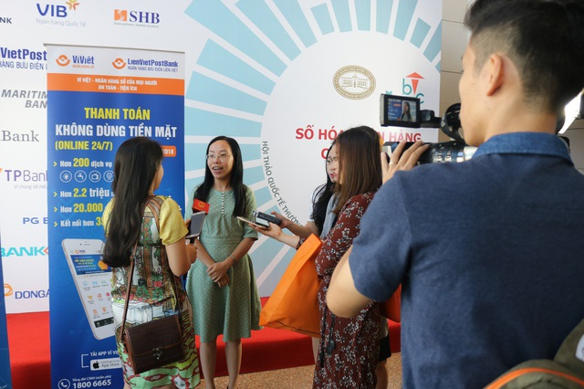 Ví Việt tham dự Hội thảo quốc tế thường niên ngành Ngân hàng - Tài chính lần thứ 7 - 2
