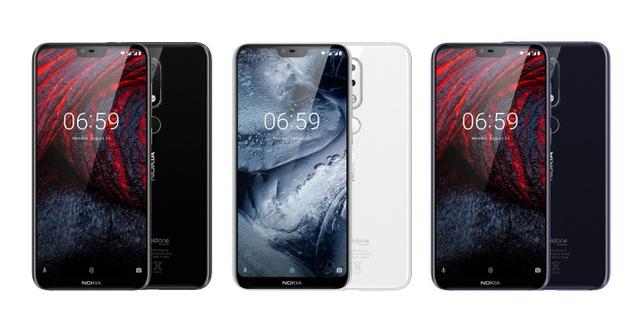 Nhận thưởng liền tay khi mua smartphone Nokia 6.1 Plus và Nokia 5.1 Plus - 2
