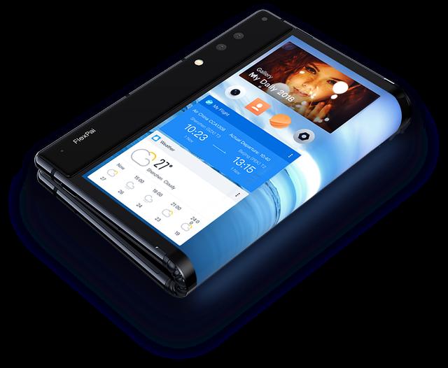Hãng công nghệ vô danh bất ngờ trình làng smartphone gập được đầu tiên trên thế giới - 4