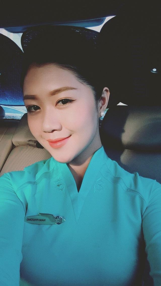 """Gặp cô gái Đà Nẵng """"tài sắc vẹn toàn"""" làm tiếp viên hàng không - 3"""