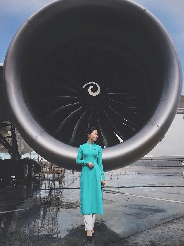 """Gặp cô gái Đà Nẵng """"tài sắc vẹn toàn"""" làm tiếp viên hàng không - 2"""