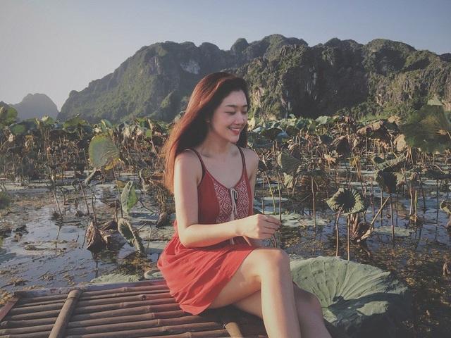 """Gặp cô gái Đà Nẵng """"tài sắc vẹn toàn"""" làm tiếp viên hàng không - 5"""