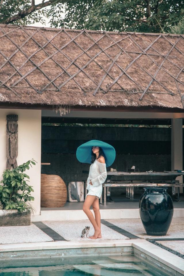 Khu biệt thự ở hòn đảo thiên đường của châu Á với lối kiến trúc hoà quyện cùng thiên nhiên.