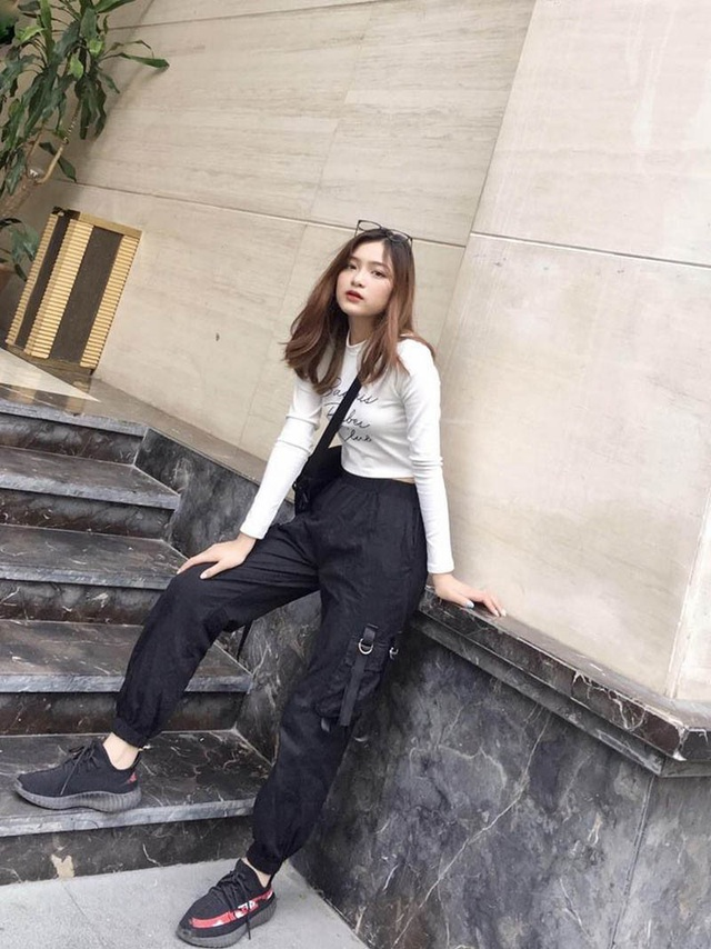 Nữ sinh Quảng Ninh xinh đẹp và bản lĩnh không ngại thử thách - 10