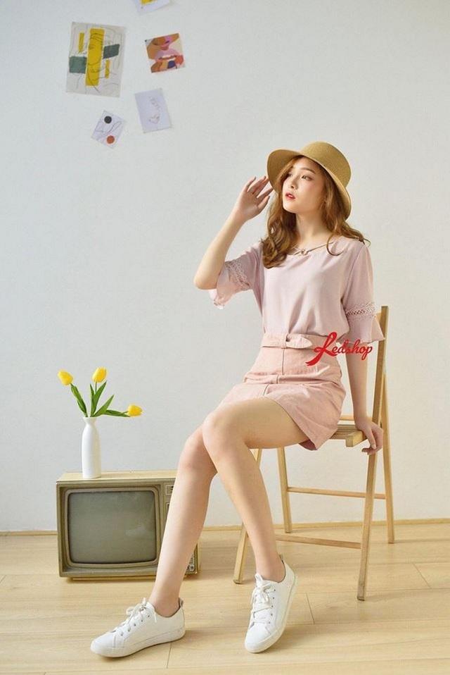Nữ sinh Quảng Ninh xinh đẹp và bản lĩnh không ngại thử thách - 5
