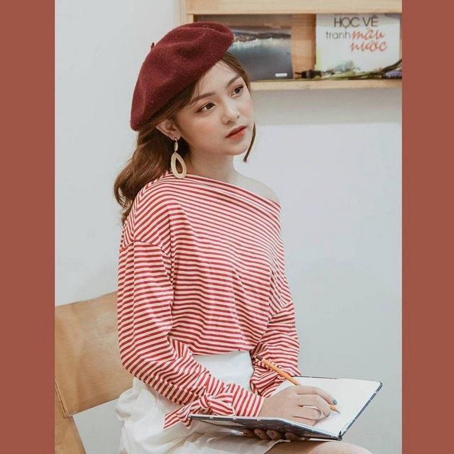 Nữ sinh Quảng Ninh xinh đẹp và bản lĩnh không ngại thử thách - 9