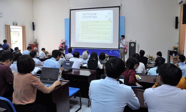 Hội thảo nhằm trình bày những kết quả nghiên cứu lý luận và thực tiễn, những kinh nghiệm trong dạy học và đào tạo giáo viên Vật lý
