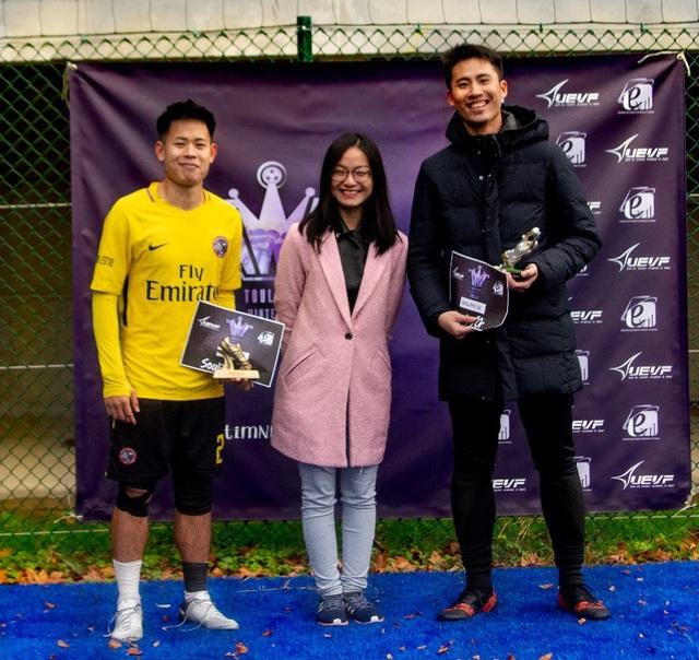 Gió Lào đã liên tiếp mang về ba giải thưởng phụ