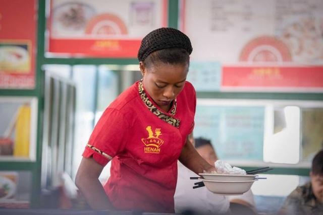 Nhiều người lo sợ rằng ảnh hưởng văn hóa của Trung Quốc sẽ khó có thể mờ nhạt tại châu Phi. (Nguồn: Siobhan Heanue)