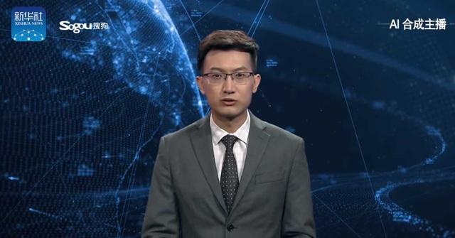 Trung Quốc ra mắt MC trí tuệ nhân tạo đầu tiên trên thế giới - 1