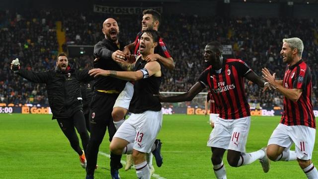 AC Milan dưới thời Gattuso luôn yếu bóng vía khi chạm trán với các CLB lớn