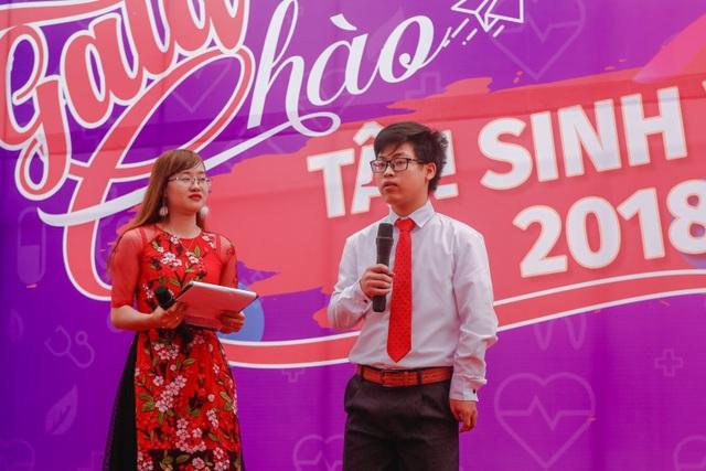 Tân sinh viên Đoàn Phương Hai đạt danh hiệu Thủ khoa đầu vào 2018.