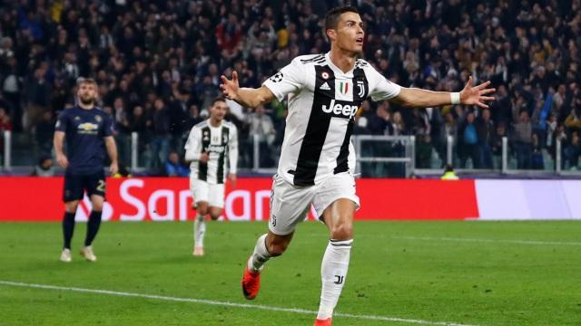C.Ronaldo rất khát khao rửa mặt sau thất bại trước MU