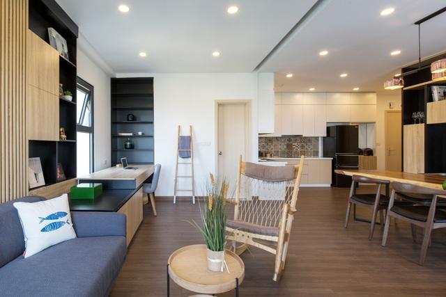 """Không gian """"xuất/nhập"""" linh hoạt - giải pháp cho căn hộ cỡ vừa và nhỏ - 4"""