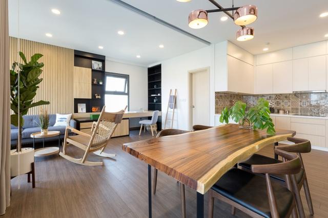 """Không gian """"xuất/nhập"""" linh hoạt - giải pháp cho căn hộ cỡ vừa và nhỏ - 11"""