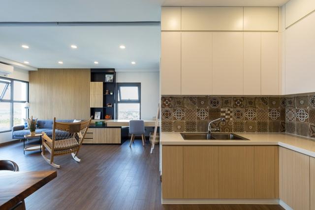 """Không gian """"xuất/nhập"""" linh hoạt - giải pháp cho căn hộ cỡ vừa và nhỏ - 10"""