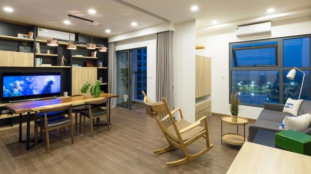 """Không gian """"xuất/nhập"""" linh hoạt - giải pháp cho căn hộ cỡ vừa và nhỏ - 1"""