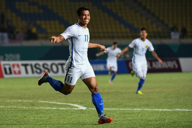Safawi Rasid là một trong số cầu thủ nguy hiểm nhất của Malaysia