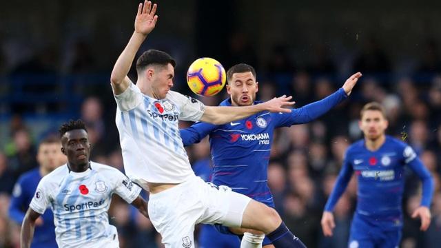Sức ép của Chelsea đã tăng lên đáng kể trong hiệp hai