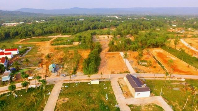 Tình trạng xẻ thịt đất nông nghiệp xảy ra tràn lan trên địa bàn huyện Phú Quốc trước khi Thanh tra Chính phủ vào cuộc