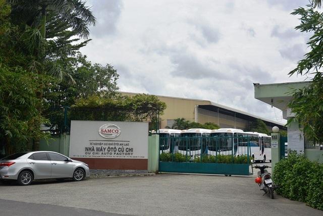 Nhà máy Ô tô Củ Chi (xã Tân Thạnh Đông, huyện Củ Chi) có sẵn có sở vật chất và Samco chỉ cần đầu tư khoảng 50 tỷ đồng là có thể sản xuất xe khách Fuso Rosa có lãi nhưng Samco đã không chọn phương án này.