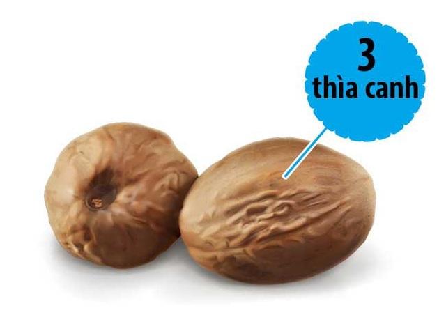 """8 thực phẩm trở thành có hại nếu bạn sử dụng quá """"liều"""" - 3"""