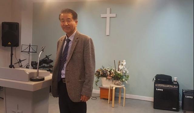 Ông Kim Doo-yeon, hiệu trưởng trường Haankkum (Ảnh: SCMP)