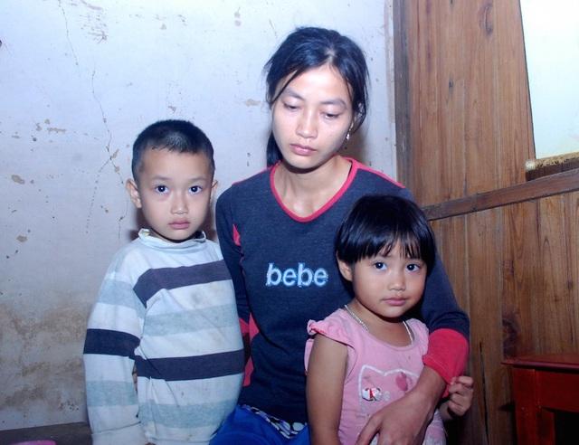 Lập gia đình có được hai đứa con một trai, một gái nhưng số phận nghiệt ngã đã đè nặng lên đôi vai của người vợ trẻ. Chồng mất, bản thân đau ốm hai đứa con côi cút nương tựa ông bà nội già yếu.