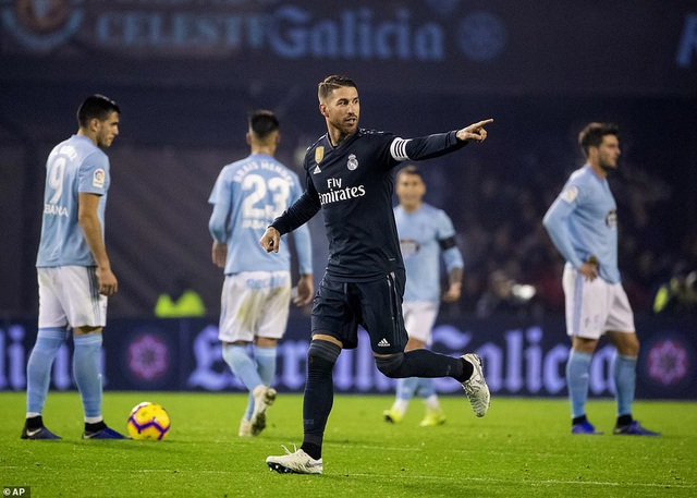 Benzema chói sáng, Real Madrid tiếp đà thăng hoa thời HLV Solari - 7