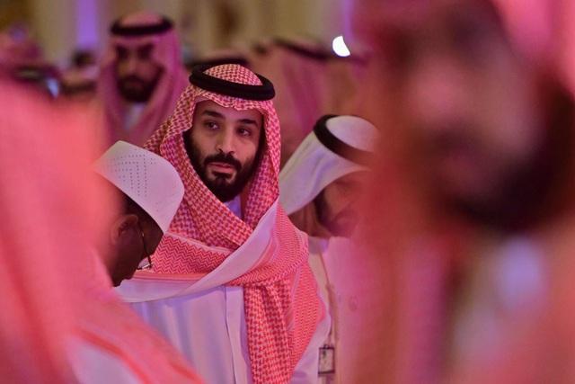 Thái tử Mohammed bin Salman (Ảnh: AFP)