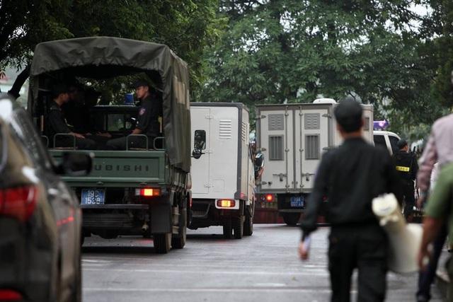 Bị cáo Phan Văn Vĩnh đề nghị không đăng bản án lên cổng thông tin của tòa - 14