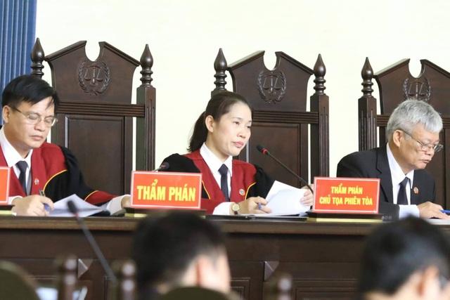Hội đồng xét xử vụ án đánh bạc nghìn tỷ