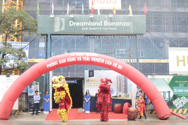 Khai trương văn phòng bán hàng và phòng trải nghiệm 9D dự án Dreamland Bonanza - 1