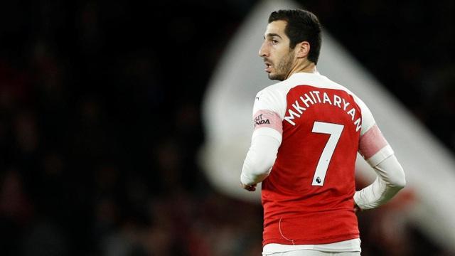 Mkhitaryan đã cứu Arsenal thoát khỏi trận thua ngay trên sân nhà