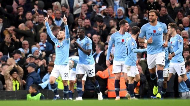 Man City 3-1 Man Utd: Thành quả xứng đáng - 4