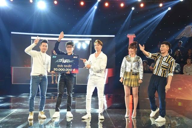 Đội ST giành giải thưởng 20 triệu đồng (Ảnh: Katsu Team).