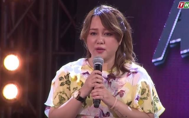 Khi ST thực hiện sử dụng quyền át chủ bài, Ngọc Linh đã xuất hiện trên sân khấu. Nữ ca sĩ chia sẻ về cố ca sĩ Minh Thuận và thể hiện ca khúc Nỗi đau ngọt ngào gắn bó với tên tuổi của anh.