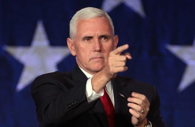 Phó Tổng thống Mỹ Mike Pence khẳng định, cam kết của Mỹ với khu vực Ấn Độ-Thái Bình Dương đang mạnh mẽ chưa từng có. (Ảnh: Reuters)