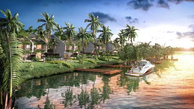"""Casamia trở thành """"hiện tượng"""" của thị trường bất động sản nghỉ dưỡng nhờ ý tưởng biệt thự nổi sinh thái có bến du thuyền trước nhà đầy táo bạo"""
