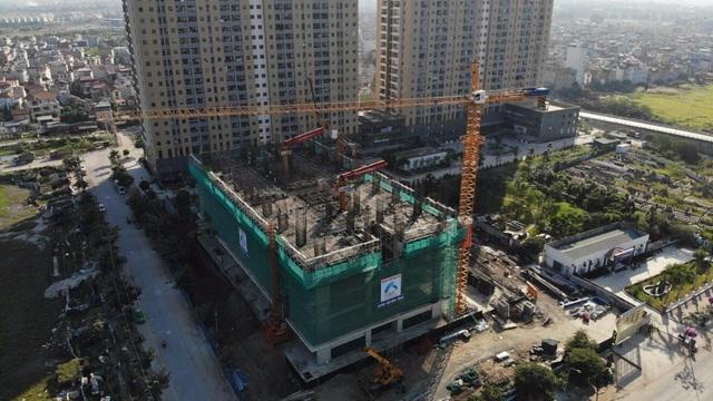 Tính đến đầu tháng 11, Thăng Long Capital đã xây dựng đến sàn tầng 8 vượt tiến độ đề ra so với kế hoạch. Dự án sẽ đảm bảo hoàn thành và bàn giao đúng thời hạn cho khách hàng.