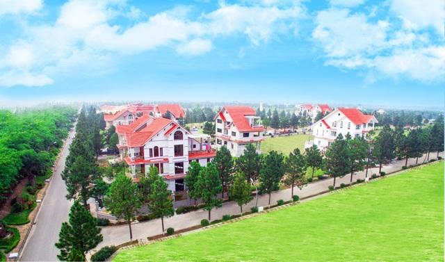 Không gian sống xanh tại The Phoenix Garden dự kiến trở thành chuẩn mực tại phía Tây Hà Nội