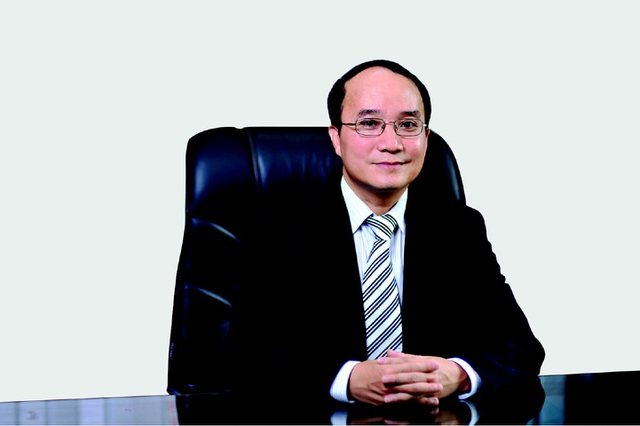 Thạc sĩ Ngô Công Chính - Phó Tổng Giám đốc E-Life Group/ Viện trưởng Viện Quản lý và Phát triển Châu Á (AMDI)
