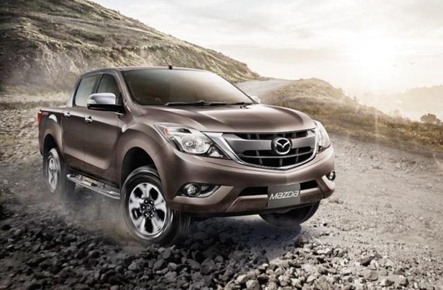 Tại Việt Nam, Mazda chỉ có duy nhất mẫu BT-50 dùng động cơ diesel