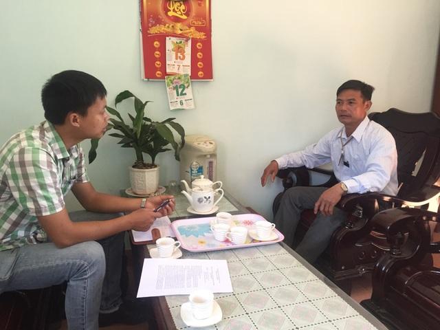 Chủ tịch xã Ia Hrung kể lại sự việc bị hành hung